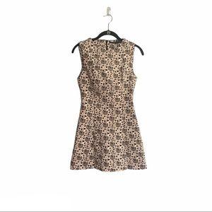 Zara Trafaluc Fit and Flare Sleeveless Dress